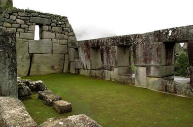 Drei Fenster Tempel