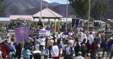 Fiestas patronales magdalena chachapoyas