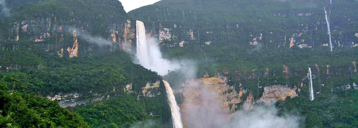 Gocta Wasserfall Chachapoyas