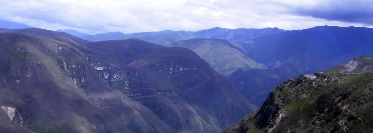 Huancas sonche chachapoyas