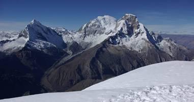Schnee in Peru
