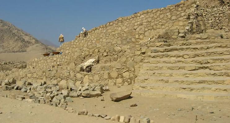 Caral in Peru