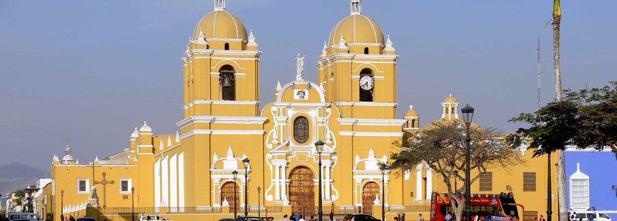 Kathedrale von Trujillo