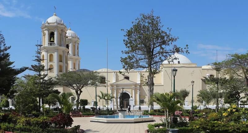 Kathedrale von Lambayeque