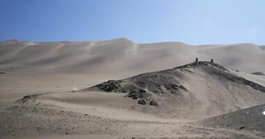 Chimbote Ancash Wüste