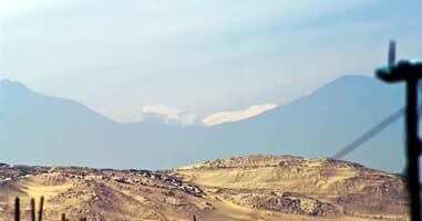 Chimbote und Huascaran