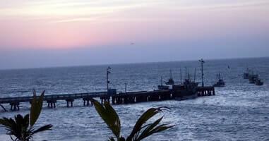 Hafen Mancora