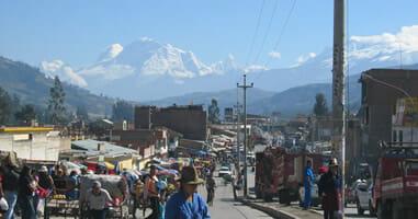 Huaraz Anden-Abenteuer in der Cordillera Blanca