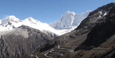 Huaraz das Tor zu den Gipfeln der Cordillera Blanca
