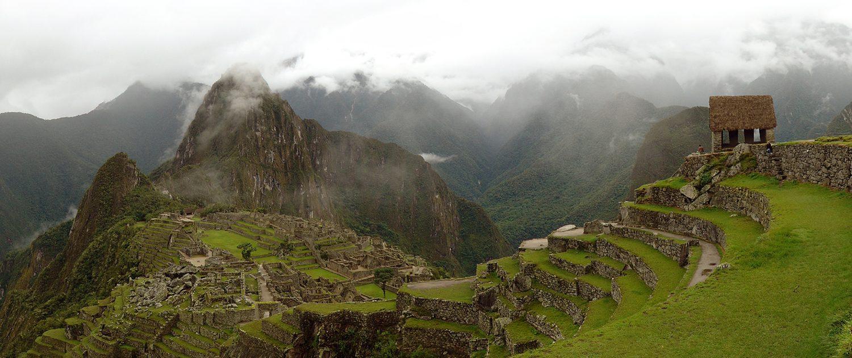 Machu Pichu