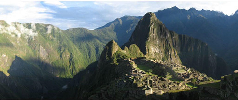 Machu Pichu Panorama