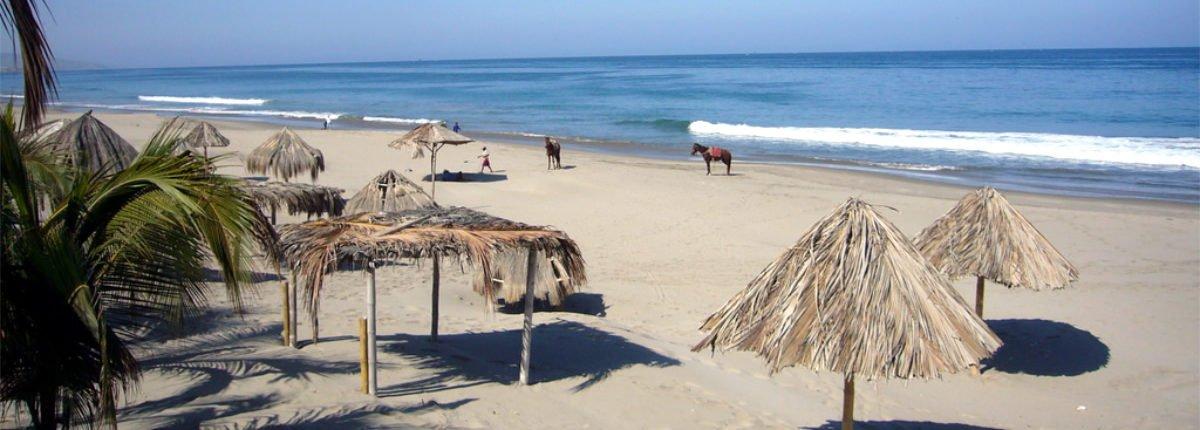 Mancora Strand Peru