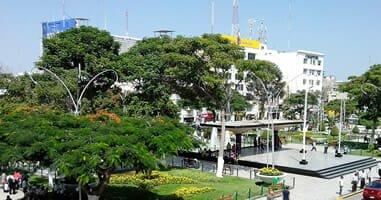 Plaza de Armas de Chiclayo