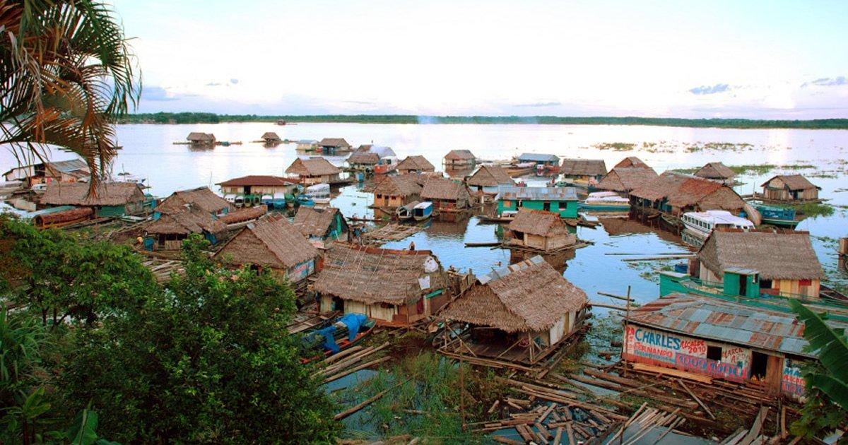 Reiseziel Iquitos