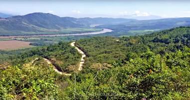 Tarapoto Landschaft