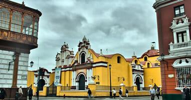 Trujillo Altstadt