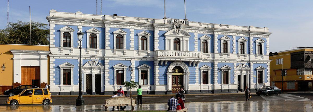 Trujillo Town Hall