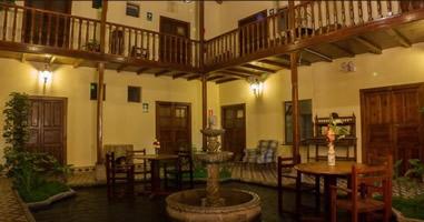 Unterkunft Portada Del Sol Cajamarca Peru
