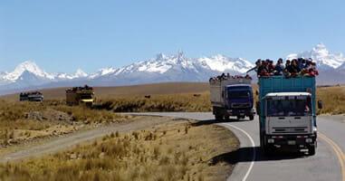 Unterwegs nach Chimbote