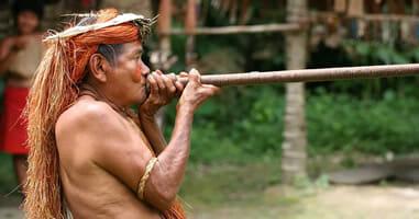 Iquitos die Stadt im peruanischen Amazonas