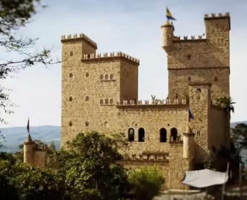 Tarapoto Das Schloss in Llamas