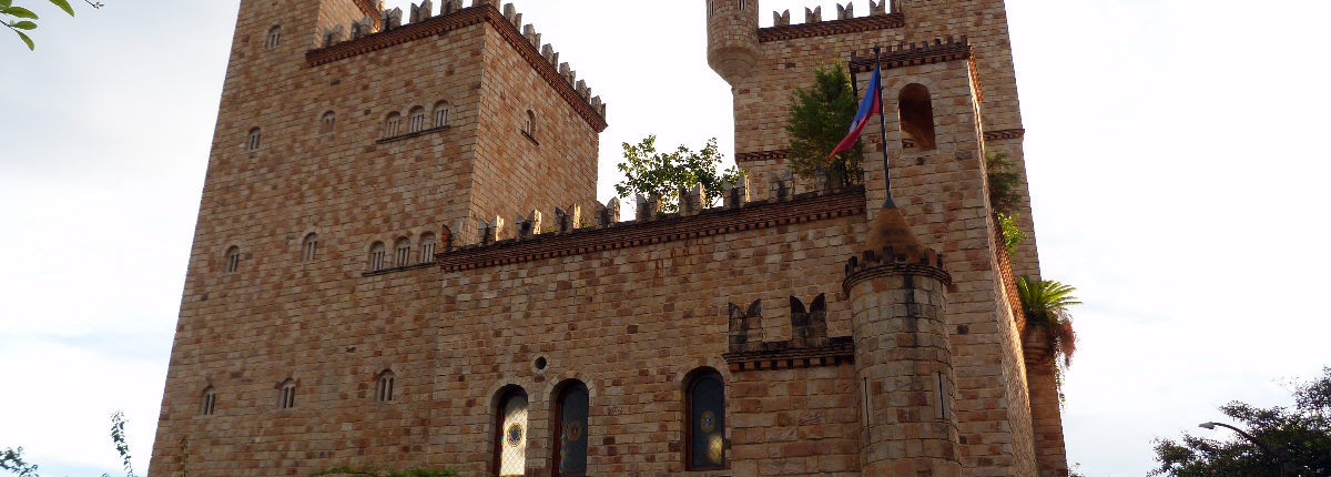 Castillo de Lamas San Martín