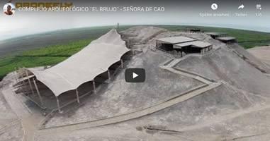 Videos El Brujo und La Dama de Cao