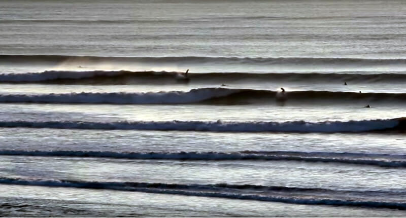 Chicama Surfparadies in Peru
