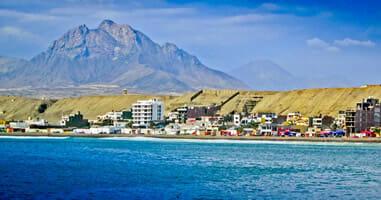 Huanchaco Peru Trujillo