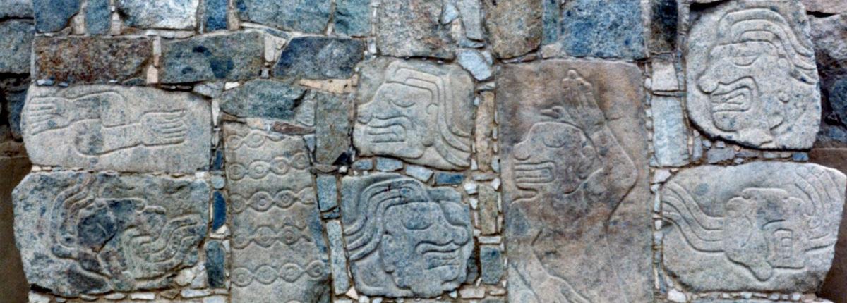 Sechin Symbole