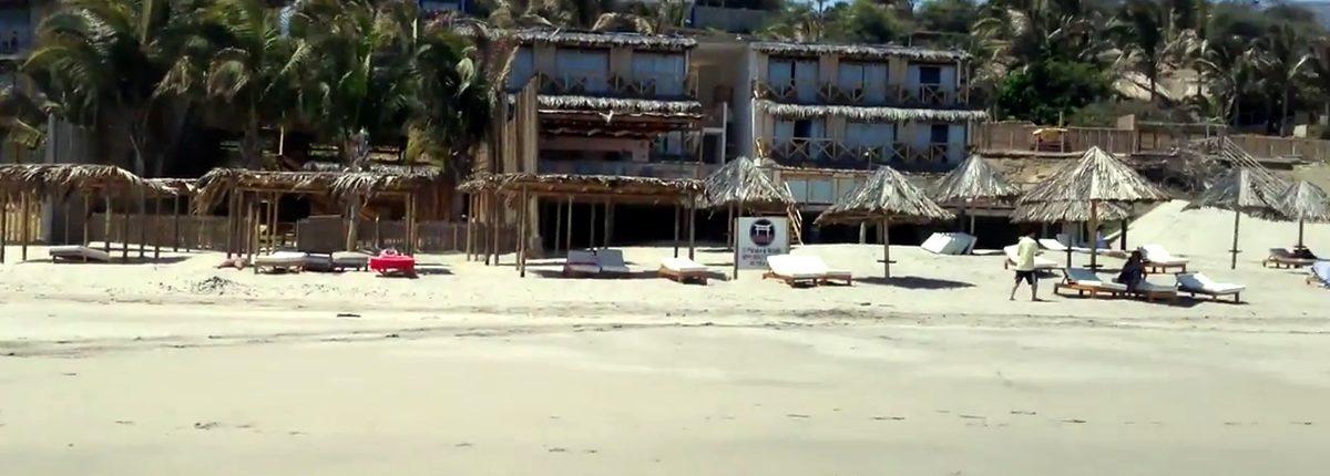 Vichayito Beach