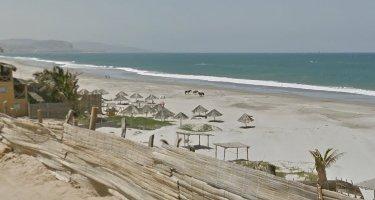 Vichayito Beach in Peru
