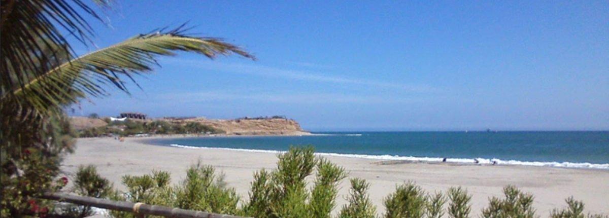 Strand Los Organos Beach