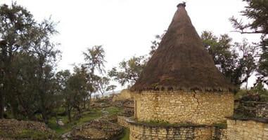 Kuelap Haus