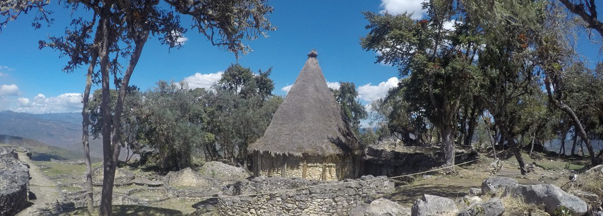 Kuelap House