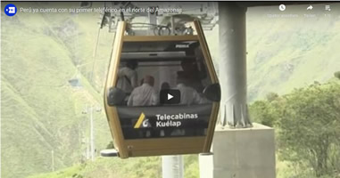 Videos Peru Kuelap