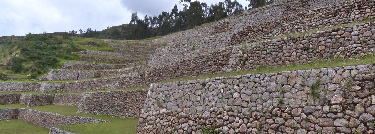 Alrededores de la Fortaleza de Chincheros Cusco