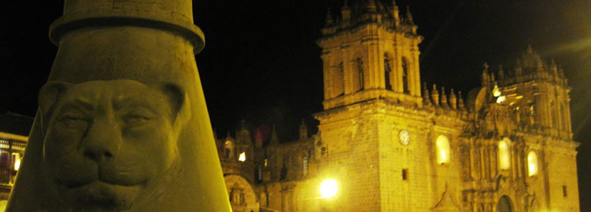 Cathedrale De Cusco