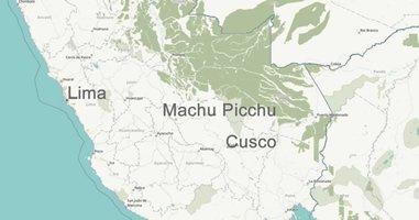 Cusco Peru Karte