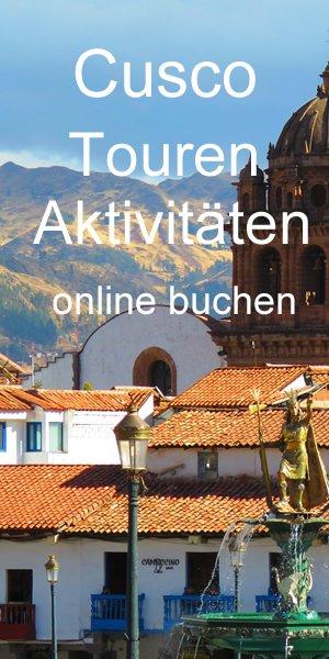 Cusco Touren Aktivitaeten online buchen