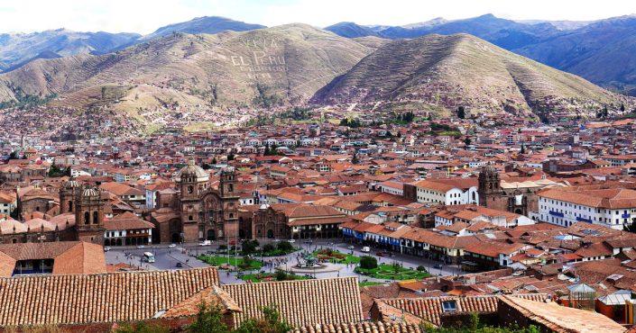 """Cusco – die """"Mitte der Welt"""" in den Anden"""