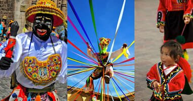 Festivals in Cusco