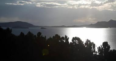 Insel Amantani in Puno