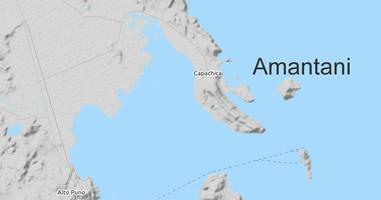 Karte Anreise Amantani