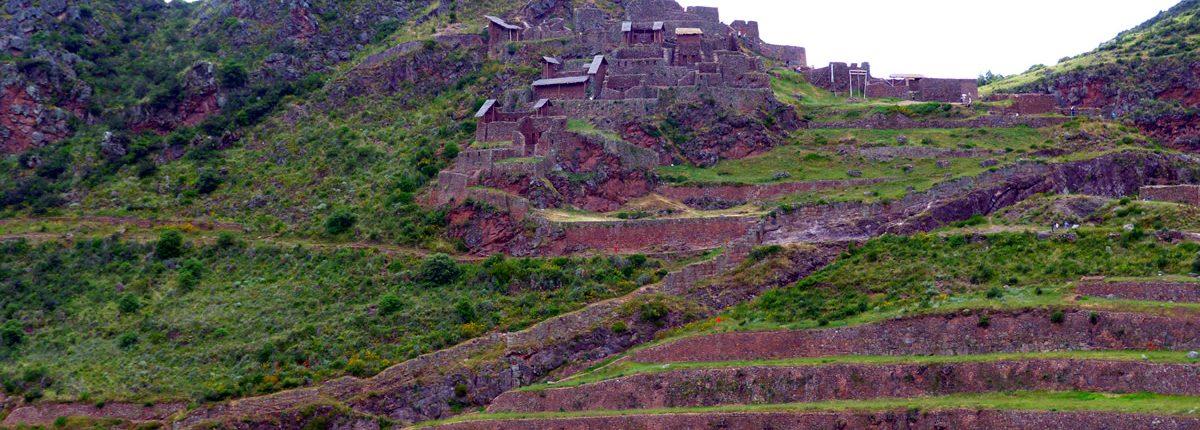 Ruinas de Pisaq