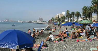 Strand Callao Peru