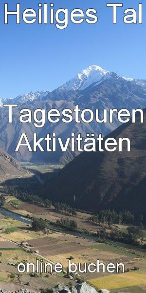 Heiliges Tal Touren Aktivitäten ausflüge