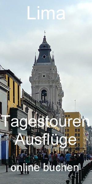 Lima private Touren Ausflüge