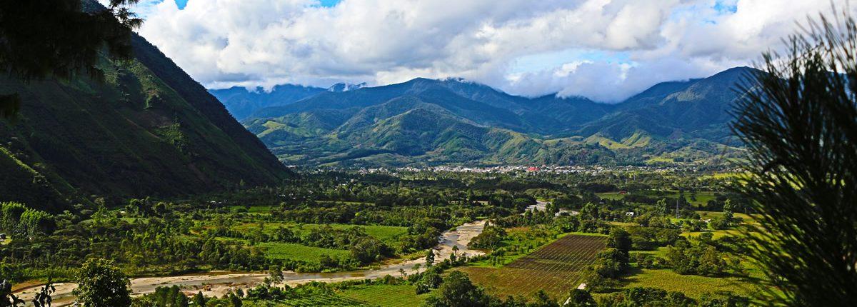 Oxapampa – ein kleines Stückchen Tirol mitten in Peru