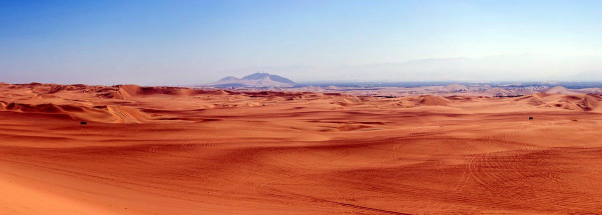 Dünen vor Ica
